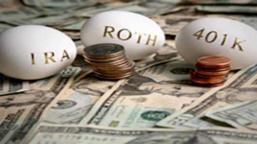 Consolidating 403 b retirement accounts