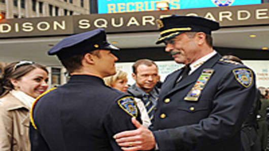 """Blue Bloods"" is a new police drama planned for CBS."