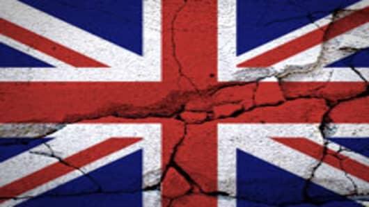 UK Deficit Could Surpass Greece: Morgan Stanley