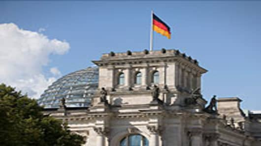 Reichstag Parliment building, Berlin, Germany