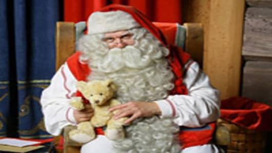 Teddy Tours Lapland will send your stuffed animal to meet Santa.