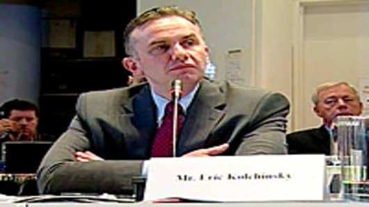 Eric Kolchinsky, Former Team Managing Director, U.S. Derivatives, Moody's Investors Service
