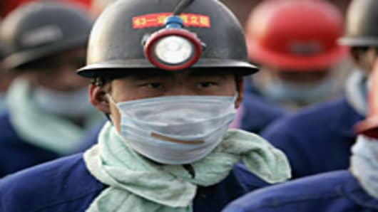 Chinese miner