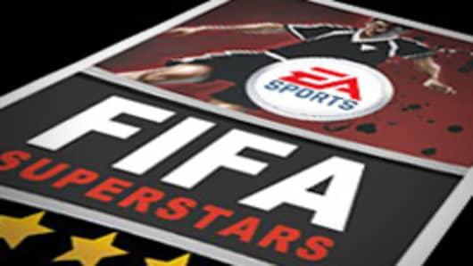 EA SPORTS FIFA Superstars Facebook game