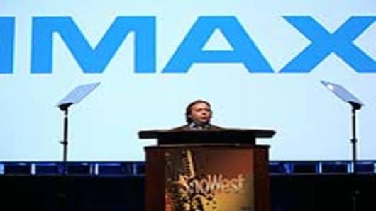 IMAX CEO Rich Gelfond