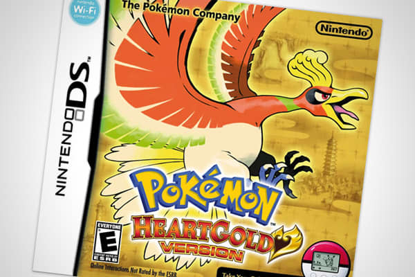 Publisher: NintendoReleased: March 2010Fourteen years after its launch, the Pokemon franchise is as strong as ever. This version, released simultaneously with the SoulSilver version, comes bundled with a pedometer that 'holds' a Pokemon from the game that gets stronger as you carry it with you.