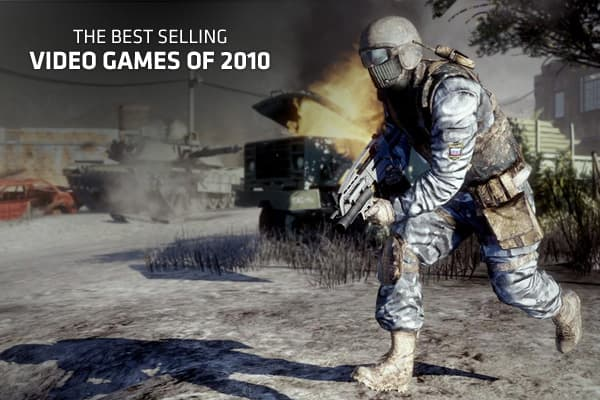 As the video game industry gets set to show off the games that will dominate the charts in the back half of 2010 and early 2011, what better time to see what has been driving sales for the first half of the year? After a disappointing 2009, software sales are down 11 percent so far this year, according to the most recent numbers from the NPD Group, which tracks game sales. That's a shortfall of over $500 million. The numbers should begin to rebound in the coming months – but so far, 2010 hasn't