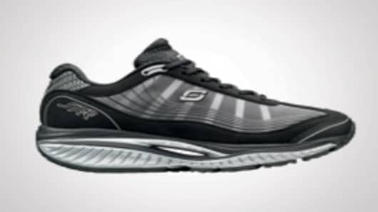 Skechers Resistance Runners hit shelves in July.