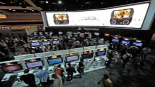 Scenes from the E3 Expo