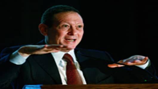 Thomas Pritzker, Chairman of Global Hyatt Corporation