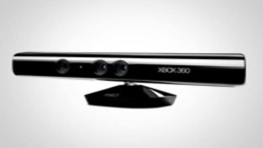 Microsoft's Xbox Kinect, a gesture-recognition controller – a camera that is able to detect subtle movements and sounds from players.