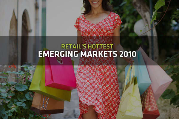 Global management consulting firm A.T. Kearney takes an annual look at which emerging markets are ripe for retail expansion. Their study (hyperlink to www.grdi.atkearney.com) looks at 30 emerging countries and grades them on a number of factors including an assessment of country risk, population size, and wealth as well as its current retail saturation. Several countries  as more isolated markets became attractive because they help shelter retailers from the swings in global economies brought on