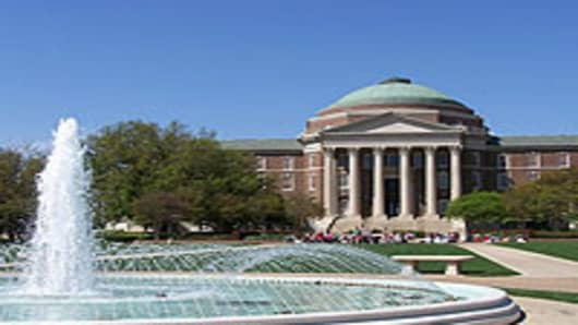 Dallas Hall, Southern Methodist University