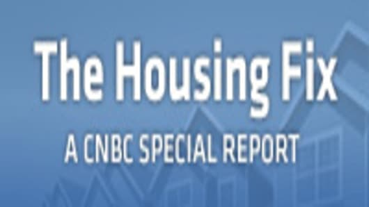 The Housing Fix -- A CNBC Special Report