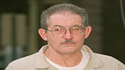 C.I.A. agent Aldrich Ames was caught spying for Russia.