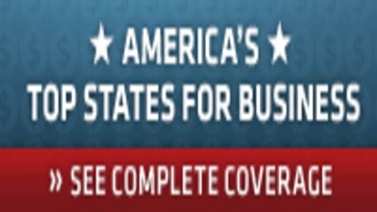 America's Top States for Business - A CNBC Special Report