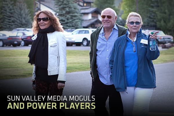 The Allen & Company Sun Valley Conference is the  of media moguls.From television and film to video games and the Internet, industry leaders mark their calendars for this event.  They meet and greet, eat and drink, and most importantly, discuss deals.Disney's acquisition of Cap Cities/ABC, the AOL-Time Warner merger, and Comcast's pending purchase of a controlling stake in NBC Universal from General Electric (CNBC's parent company) all were hatched, encouraged, or negotiated during secret meetin