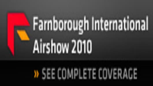Farnborough International Air Show 2010 - A CNBC Special Report