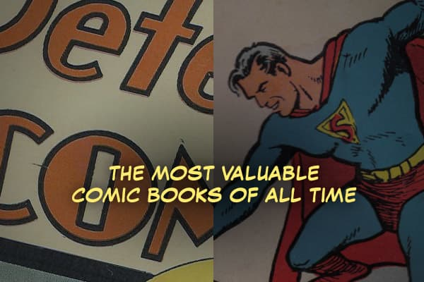 "Along with baseball cards, comic books represent an important component of the collectibles market, and can prove to be quite profitable for collectors holding highly sought-after and rare items. The ""Golden Age"" of comic books spanned from the late 1930's into the early 1950's and introduced most of the superhero and adventure characters that have become billion-dollar brands today. Among the most expensive comics are the ones that tell the story of a superhero's first adventures, but in order"
