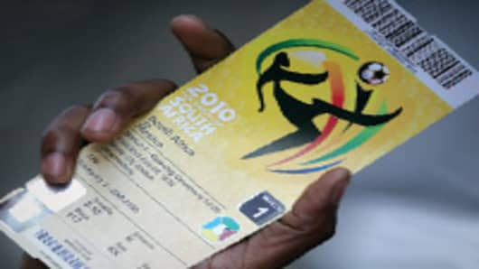 World Cup tickets