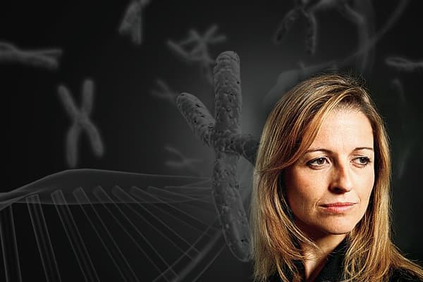 "The founder and president of Aura Biosciences, Elisabet de los Pinos heads up the company that uses nano-particles to deliver drug therapies in a more precise manner to specific locations in the body. The process has potential in delivering cancer-killing drugs to targeted tissue, traceable by magnetic imaging technologies. Aura Biosciences says that it ""isn't really a pharmaceutical company, but one that employs advances in nanotechnology to devise new ways to make already approved drugs more e"