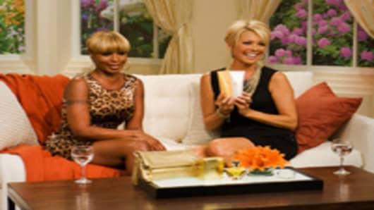 Mary J. Blige on HSN