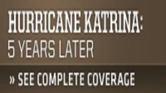 Hurricane Katrina 5 Years Later
