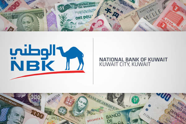 Safest Bank: Nat'l Bank of Kuwait (#38 Overall) Total assets: $142.41 billion Key Interest Rate: 1.5% Number of banks: 21* Under the supervision of Kuwait's central bank there are 5 commercial banks, 6 Islamic banks** and 1 specialized bank, along with 9 international branch banks incorporated within the country, as of July 2010. According to the central bank, The National Bank of Kuwait operates 75 branches within the country and 14 branch offices abroad. The Bank holds an A+ rating from S&P, a