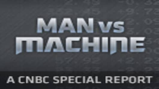 Man vs. Machine - A CNBC Special Report
