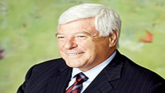 William C. Weldon, CEO of Johnson & Johnson