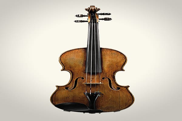 Sold for: $158,500 Giovanni Battista Ceruti quit the textile industry to teach himself how to make violins at the age of 40, definitely late in the game for 1796. Ceruti's age, however, was the least of his problems, since he was working at a time when his native Italy was constantly engulfed in wars and political turmoil, which made it a challenge to find the appropriate materials for his instruments. As a result, he was forced to use cheap wood for his violins, but on every other score they we