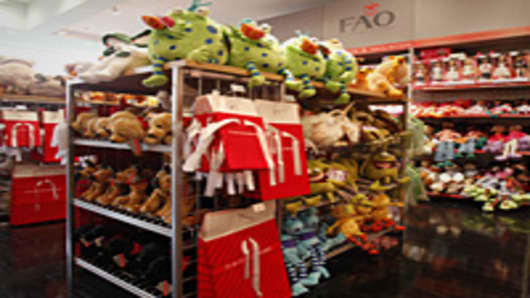 FAO pop-up store