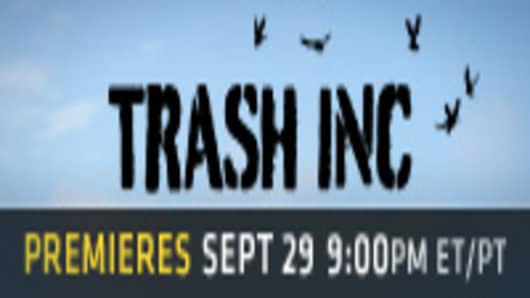 Trash Inc: The Secret Life of Garbage
