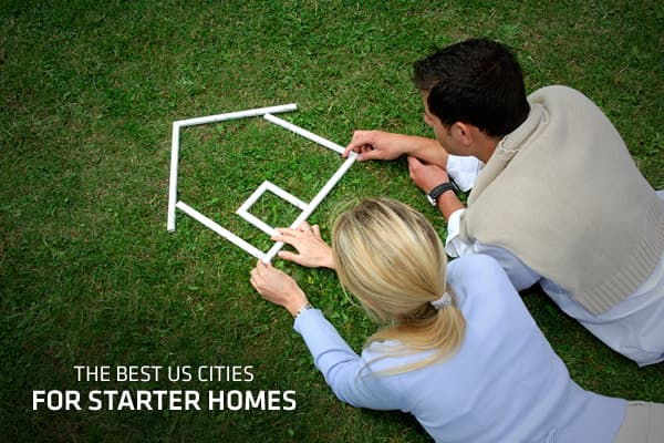 With depressed prices across America's real estate market, many first time home buyers are in a position to purchase a home that will rise in value over the long term. But since every local market is different, some places are significantly better than others for starter homes. To understand the country's best cities for first time buyers, real estate website analyzed data from 125 local markets, comparing median home values, average mortgage payments as a percentage of household income (afforda