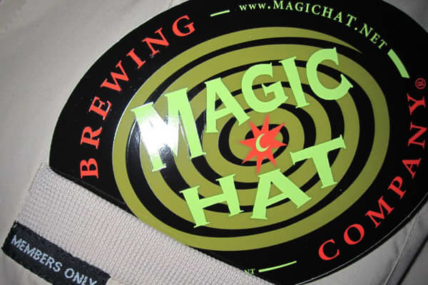 """Annual sales: 154,236 barrels Share of segment: 1.69% Change in share: +0.20% Located in South Burlington, Vermont, Magic Hat brews four year-round beers and four seasonal beers, with """"#9"""" as its flagship beverage. In August, Magic Hat was acquired by Rochester-based North American Breweries Inc, along with several other microbreweries."""