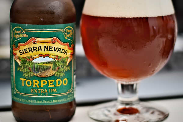 Annual sales: 723,880 barrels Share of segment: 7.94% Change in share: +0.06% Established in 1980 by Ken Grossman and Paul Camusi, Sierra Nevada is the second-largest craft brewery in America and is located in Chico, California. Producing over 723,000 barrels of beer annually, the most popular brew is the company's pale ale, although the company has a wide range of seasonal brews, porters, stouts and special releases.