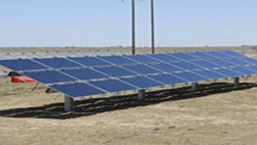 Cimarron Solar Facility