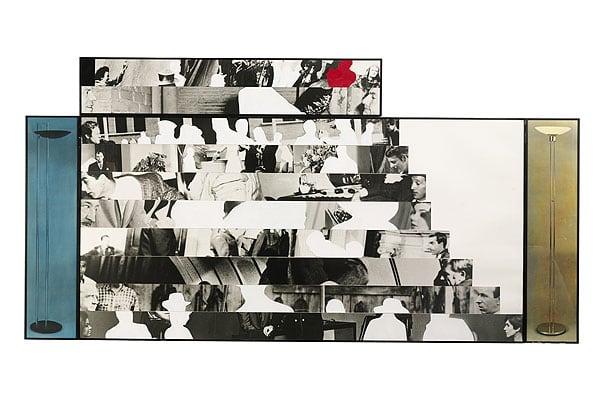 Artist: John Baldessari Sold for: $482,500 Estimate: $350,000-$450,000 Year: 1986