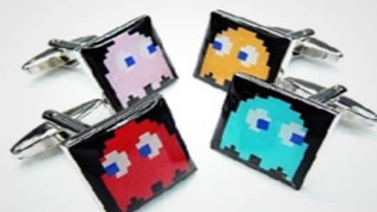 Pac Man Keychains