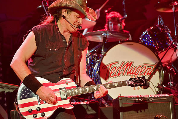 "Thanks to 1970s hits like ""Cat Scratch Fever"" and ""Stranglehold,"" hard rock guitarist Ted Nugent was at one time among the highest-grossing concert attractions in America, Unlike many other rock musicians his age, he has famously never indulged in drugs or alcohol, instead preferring such diversions as hunting and running a ""Kamp for Kids."" Unfortunately, he still ended up broke. The Nuge found himself in this very situation after his managers invested his considerable wealth into a series of ba"