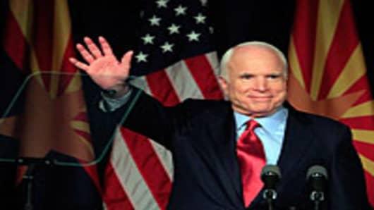 Sen. John McCain (R)