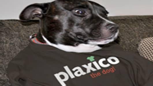Plax wearing t-shirts