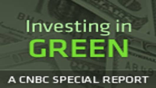 Investing In Green - A CNBC Special Report