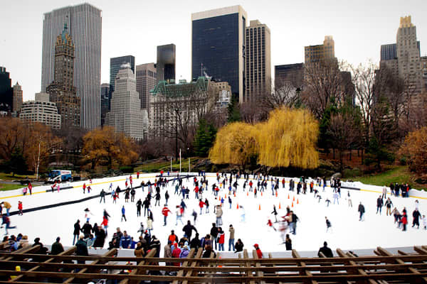 In May 1986, Trump criticized New York City's ongoing efforts to renovate Wollman Rink, a popular ice skating spot in Central Park. Disgusted by the city's inefficient use of time and resources, he contacted Mayor Ed Koch and offered to complete the renovation for $3 million dollars.Initially, Koch balked, but after the media ran the story, the mayor agreed to let Trump take the reins. Construction began in July, 1986. Four months later, Trump finished the project on time and $750,000 under budg