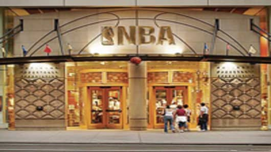 NBA Store Leaving Fifth Avenue Location 1fc495b81