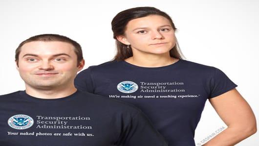 TSA tshirts