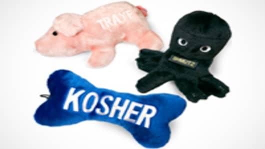 chewish dog toys