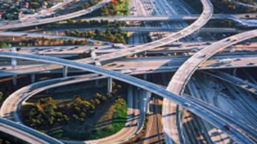 Los Angeles, California highways