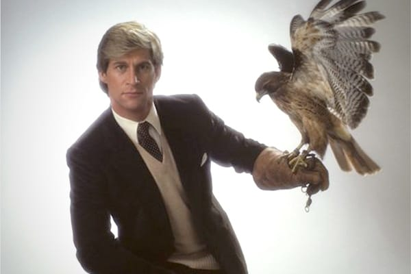 Although it was cancelled 8 episodes into its first season, Manimal is still memorable despite its dismal ratings. The show focused on Dr. Jonathan Chase who, according to the show's opening narration, spent time in Africa and Tibet, which somehow gave him the ability to shape-shift into an animal. While the crime-fighting skills of the panther and the dolphin may seem dubious, Dr. Chase used this valuable skill to solve crimes. Unfortunately, the show aired opposite the very popular Dallas, le