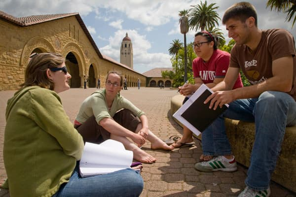 Mid-career median salary: $112,000 Starting median salary: $58,200 Location: Stanford, Calif. 2010-2011 tuition: $39,201 College rank: 5 (National) Acceptance rate: 8% Total undergrad enrollment: 6,602